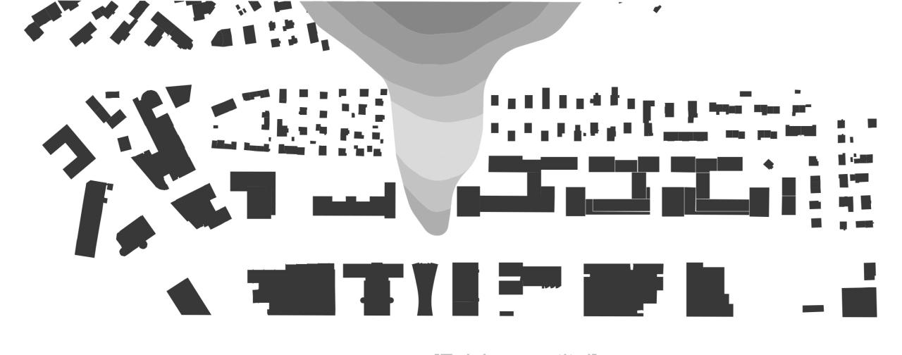 Schema Moräne Freiraumtypen